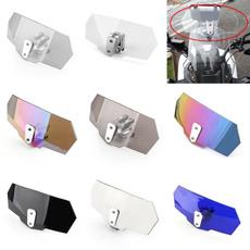 moto, windshield, windscreen, deflector