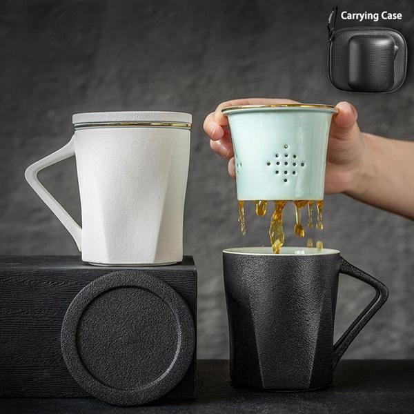 Ceramic, homeampoffice, teacupinfuser, teacupfilter