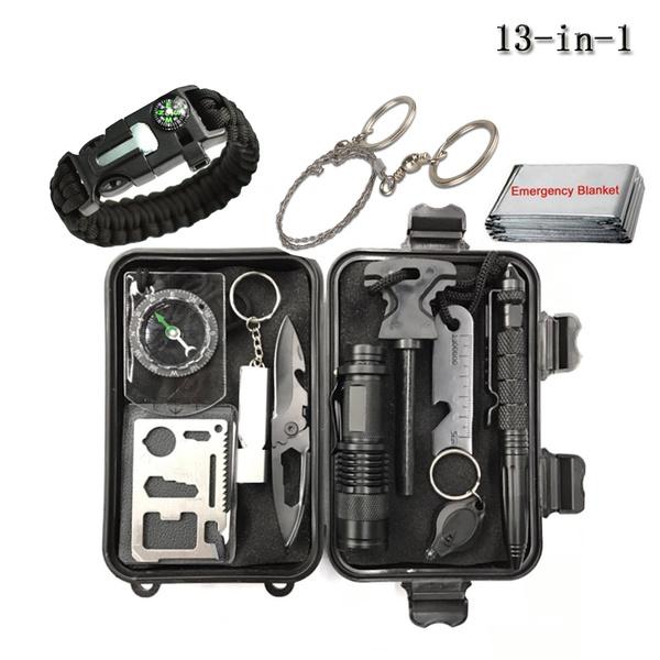 Box, Multifunctional tool, Outdoor, Hiking