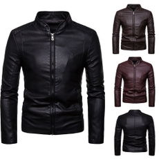 motorcyclejacket, Fashion, leather, Men