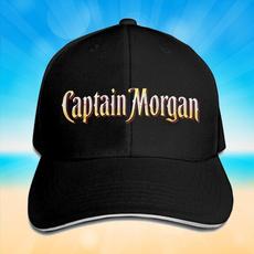 captainmorgan, Adjustable Baseball Cap, Fashion, women hats