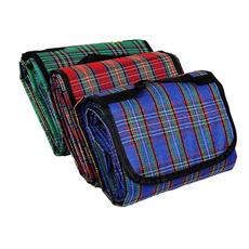 plaid, folding, Mats, camping