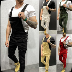 Fashion, dungaree, Denim, jumpsuitsampromper
