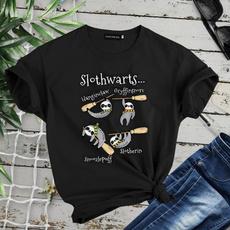 sloth, Fashion, Tops & T-Shirts, Summer