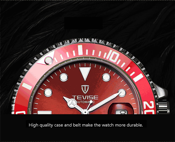 Steel, AutomaticMechanicalWatch, Clothing, Stainless Steel