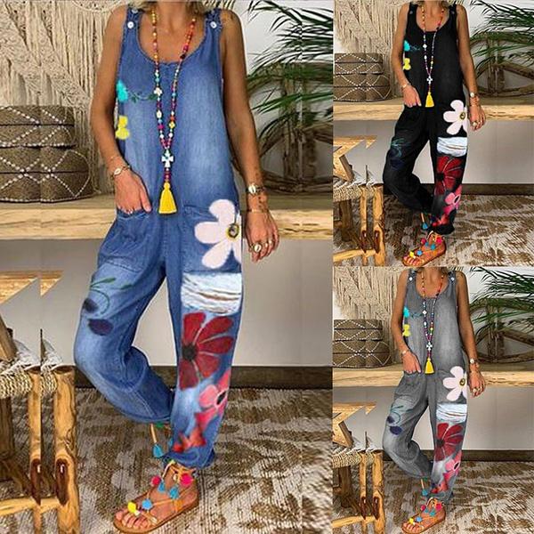 Summer, Plus Size, Ladies Fashion, pants