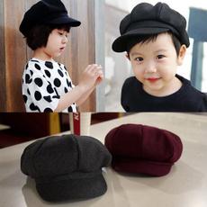 woolen, Newsboy Caps, babycap, Invierno