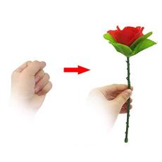 stagestreetshow, Magic, magictricksflower, roseprop