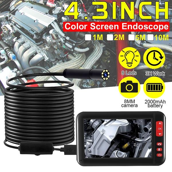 8MM, borescope, repairtool, Battery