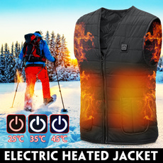 electricheated, Fashion, Winter, electricheatedjacket