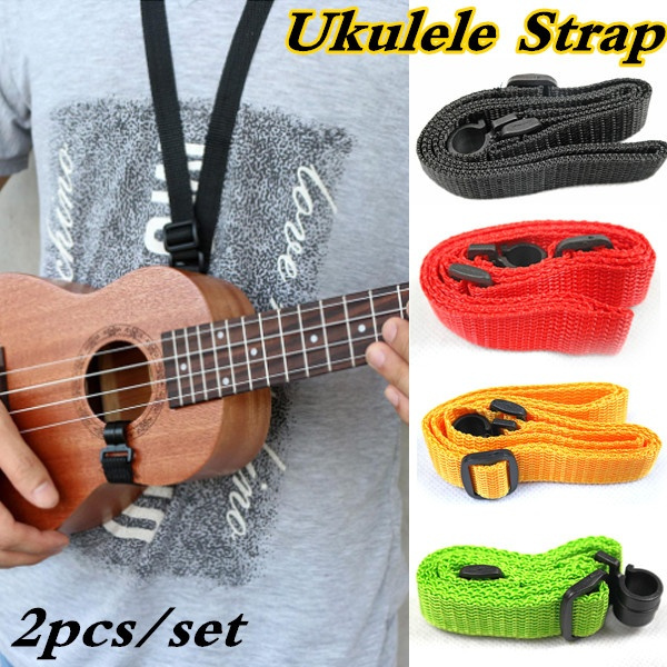 neckinstrumentstrap, Necks, adjustableukulelestrap, ukulelestrap