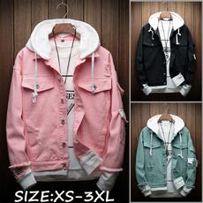 pink, Jacket, Fashion, Coat