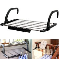 Steel, Home Supplies, Towels, balconywindowsillrack