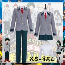 School Uniforms, yaoyorozumomo, Cosplay, costumeshero