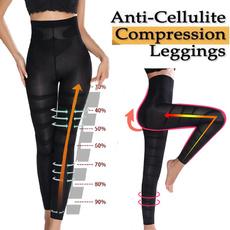 Leggings, anticellulite, compressionpantyhose, Leggings for Women