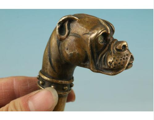 Brass, Copper, Head, Canes
