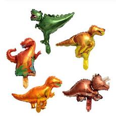 dinosaurparty, Toy, foilballoon, Aluminum