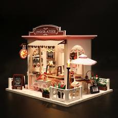 miniaturehousekit, handcraftdollhouse, Gifts, handcrafthouse