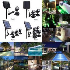 Lighting, ledpoollight, waterprooflight, Garden
