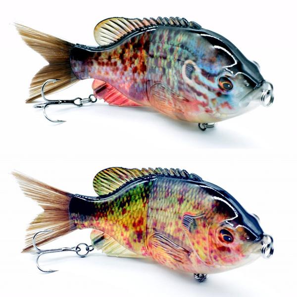 pike, swimbait, Bass, Hunting