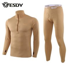Fleece, mens underwear, Winter, Fitness