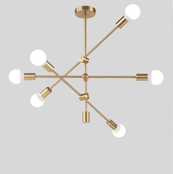 Copper, pendantlight, livingroomlight, Vintage