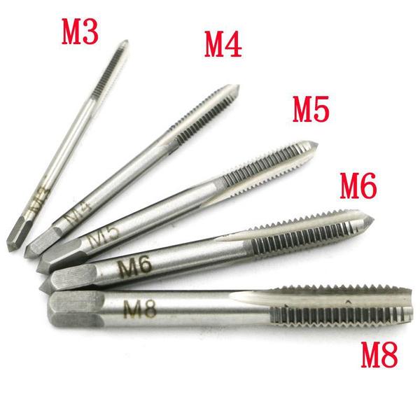 threadmetric, machinescrewkit, straightflutetap, taphandle