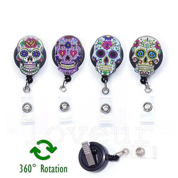 Keys, retractable, Jewelry, Chain