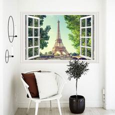Decor, art, 3dwallstickerslivingroom, Home & Living