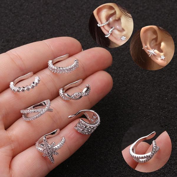Fashion Accessory, helixearringstud, conchearring, Earring