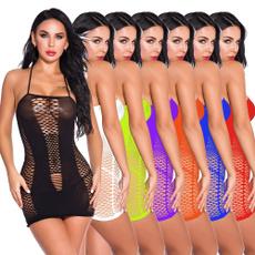 Mini, nightwear, Stockings, sexy dresses