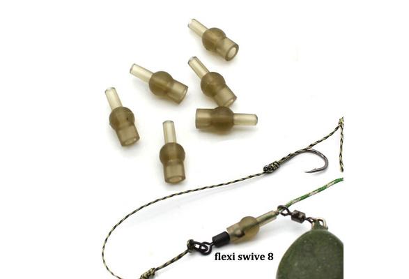 150Pcs Carp Fishing Buffer Beads Tulip//Chod Beads 10mm Quick Change Beads