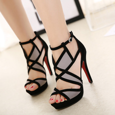 Fashion, shoes for womens, korean style, Heels