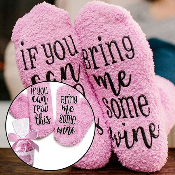 cute, Family, Cotton Socks, Christmas