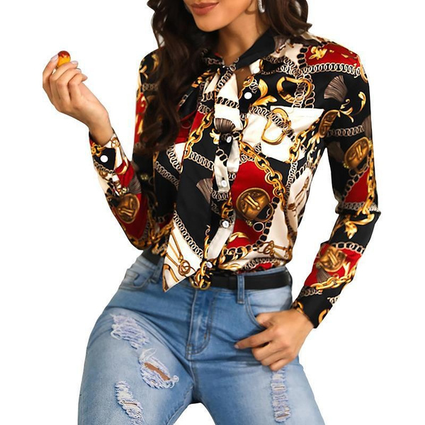 Fashion, Clothing for women, Office, Women Blouse