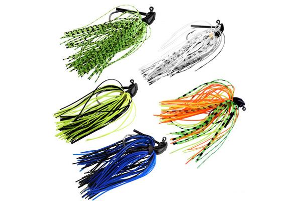 1PCS Fishing Lure Set Kit baits Colorful Spinner For River Fresh Water Salt J1D7