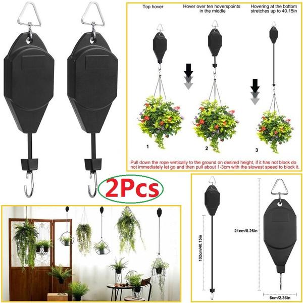 Flowers, Gardening, Garden, baskethookhanger