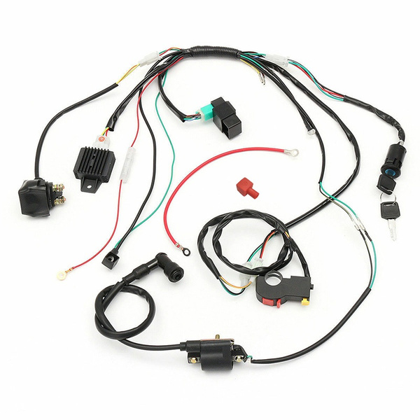 rectifier, rcpartsacc, atvquadcoolster, Harness