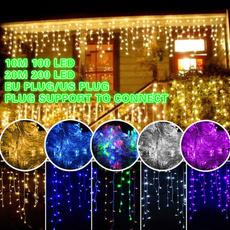 lights, iciclelight, Christmas, Waterproof