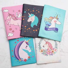unicornpassportcase, travelpassportcase, cute, leather