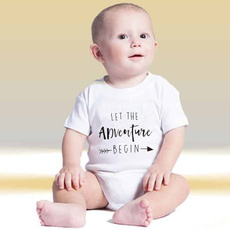 Summer, Cotton, Fashion, baby clothing