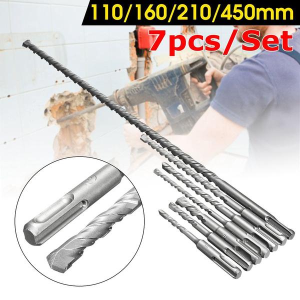 twistdrill, hammerdrillbitssd, masonrydrillbit, Power & Hand Tools