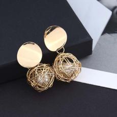 Fashion, Dangle Earring, Jewelry, Pearl Earrings