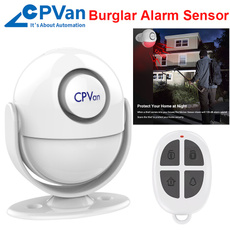 wirelessmotionsensor, burglaralarmforhome, burglaralarmsensor, Sensors