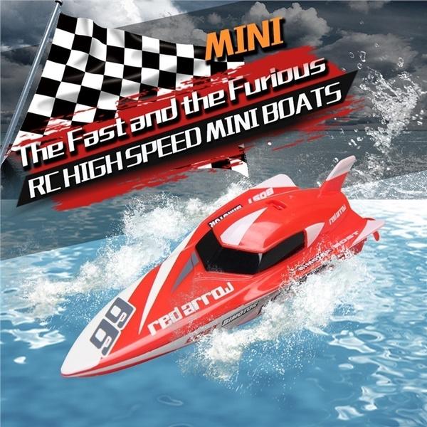 miniremotecontrolledspeedboatrcaquatictoy, Mini, rcfishfinder, Remote Controls