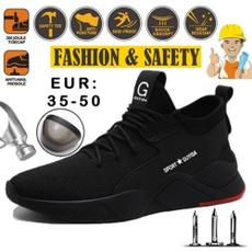Steel, zapato, chaussuredesecurite, herrenschuhe