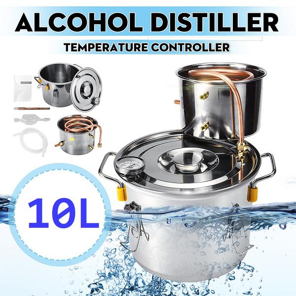 moonshinekit, Copper, distillationkit, Alcohol