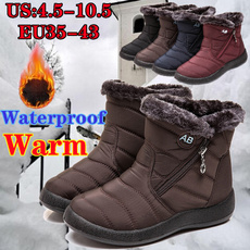 non-slip, Shorts, Winter, Womens Shoes