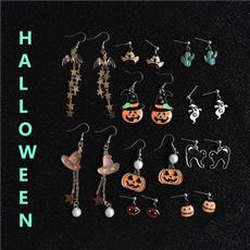 ghost, halloweenearring, halloweenparty, Funny