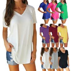 blouse, Summer, womens top, Necks